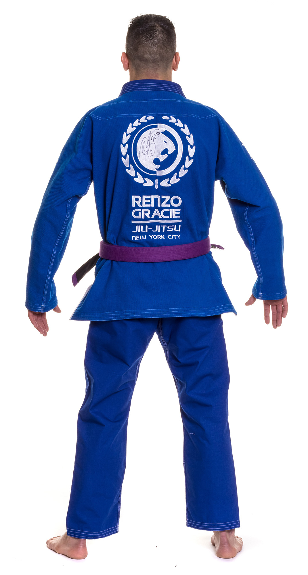Renzo Gracie 2018 Limited Edition Collectors Gi